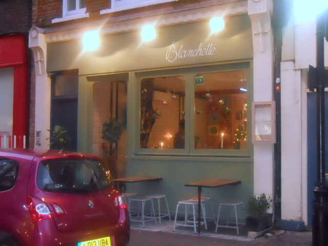 Blanchette, french cuisine, restaurant, french restaurant, soho