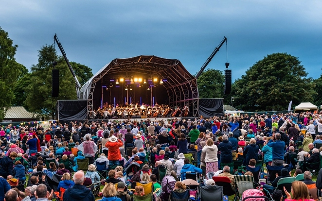 Concerts in the Park, Sutton Coldfeld