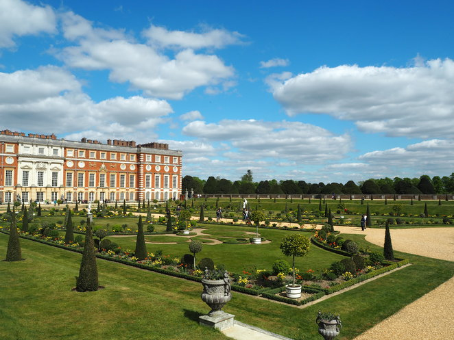 Hampton Court Palace, Hampton Court, Hampton Court Maze, London