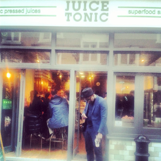 juice tonic, juice bar,