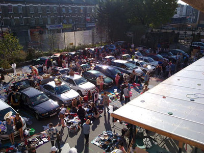 Princess Mary School Car Boot Sale