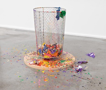 richard jackson, new paintings, copy room, hauser & wirth,