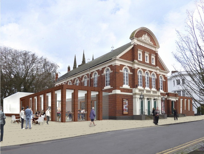 Tamworth Assembly Rooms