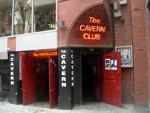 The Cavern Club, Matthew Street