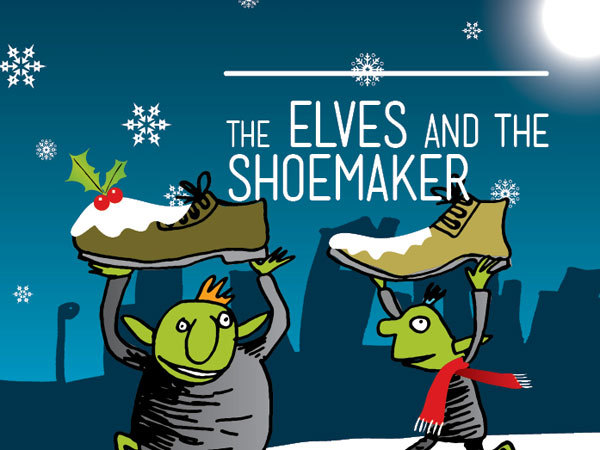 the elves and the shoemaker, stratford circus