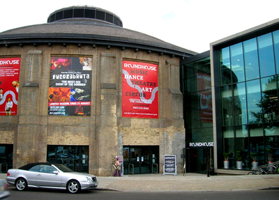 The Roundhouse Theatre