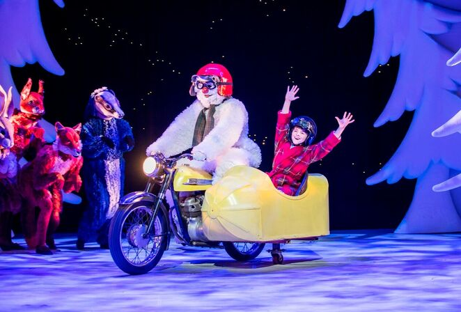 The Snowman at Birmingham Rep