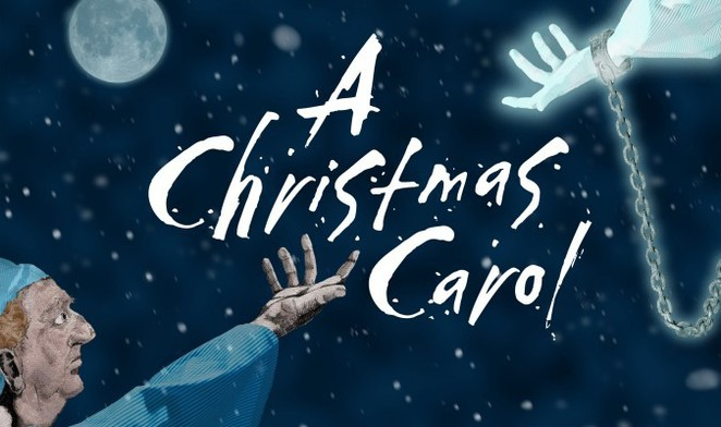 A Christmas Carol, Charles Dickens, classic, theatre, The REP,