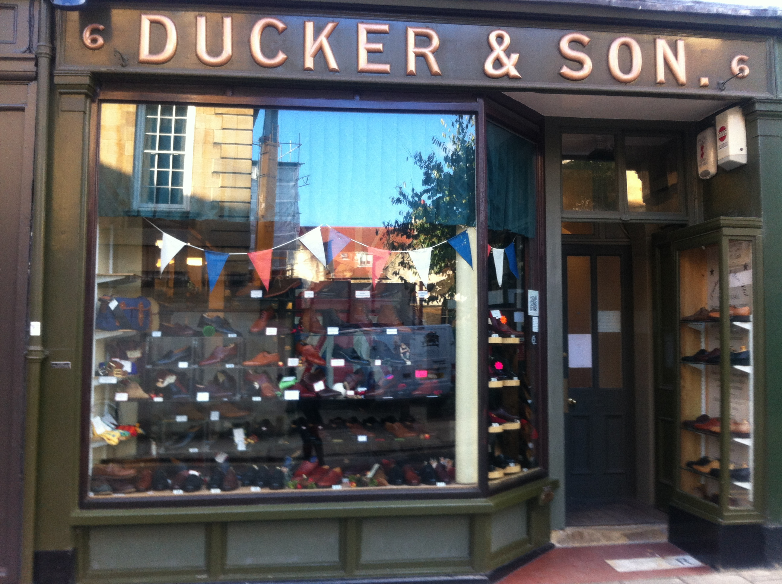 Ducker And Son Shoes For Sale