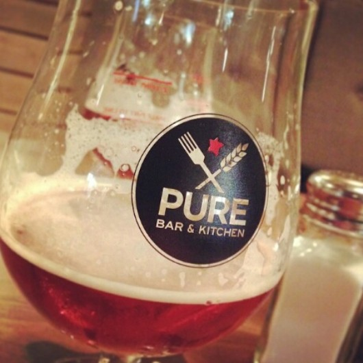 Pure Bar and Kitchen, Pure, lunch, dinner,