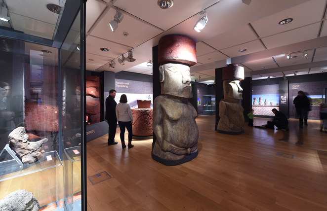 Rapa Nui Easter Island Manchester Museum