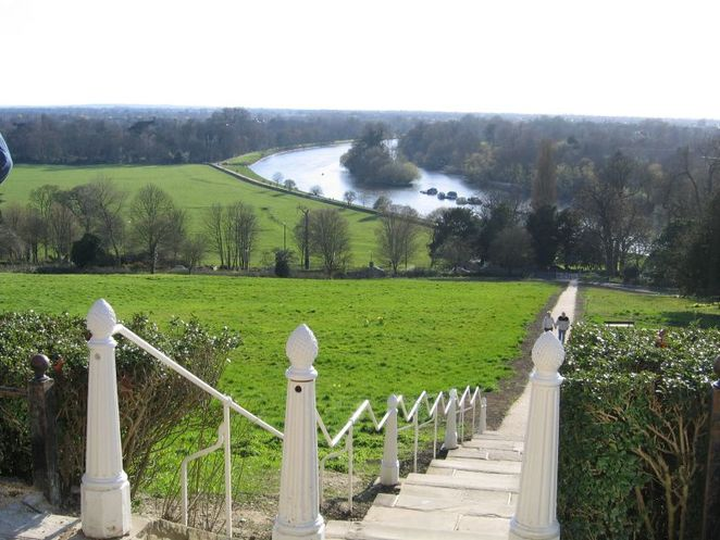 Richmond Hill, River Thames