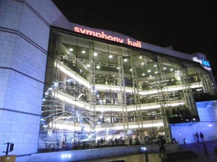 Symphony Hall Birmingham, Katherine Jenkins, Roy Wood, Tallis Scholars, Christmas Shows, The Overtones