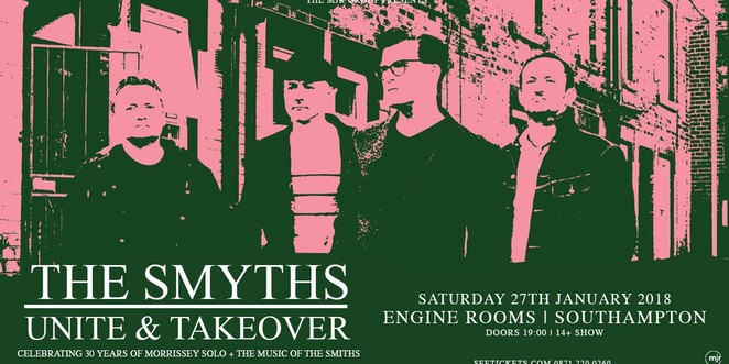 the smyths unite and take over, smiths tribute band