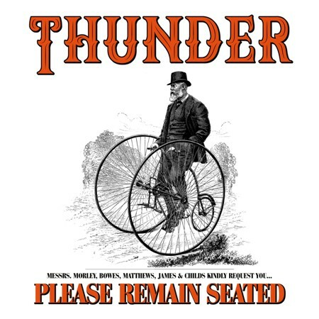 Thunder, Please Remain Seated, Symphony Hall Birmingham, Danny Bowes