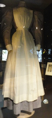 1896 Probationer Nurse's Uniform
