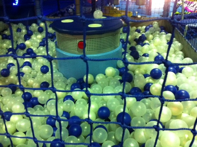 ball pit, soft play, frostys, funhouse, forfar, children, kids, toddlers, indoor play centre