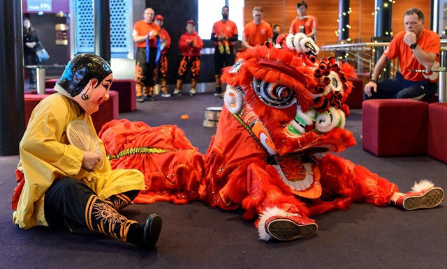 Chinese New Year Celebrations, Birmingham, Birmingham Hippodrome