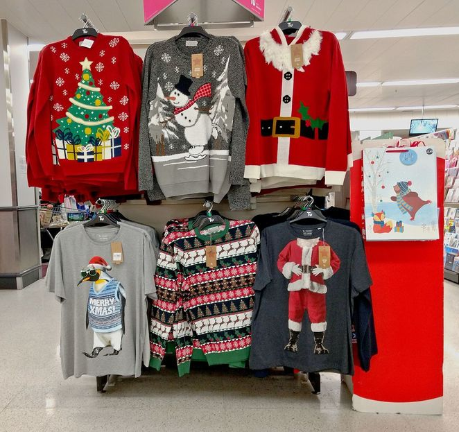 christmas jumpers, christmas sweaters, christmas jumper day