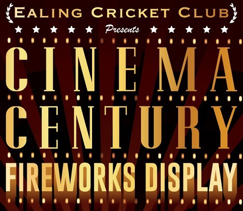 Ealing Cricket Club bonfire event