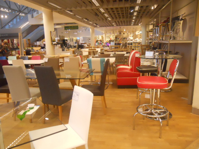 john lewis, tables, chairs, retro