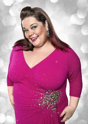 Lisa Riley, Strictly Come Dancing Live 2013, Birmingham NIA