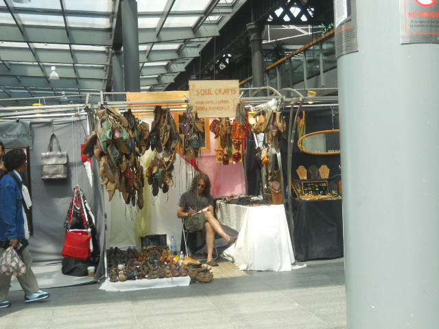 Spitafields Market, soul crafts