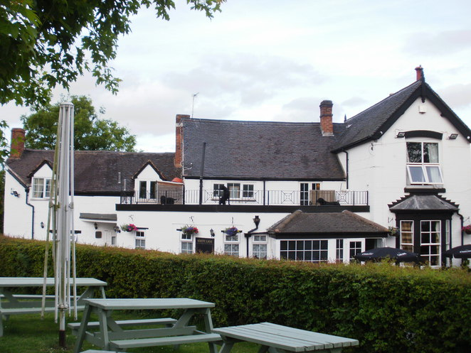 The White Lion, Harlaston, Tamworth, pub, Mease Valley