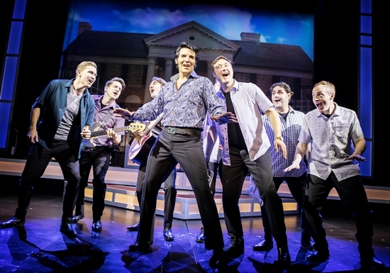 This Is Elvis, New Alexandra Theatre Birmingham, Review, Elvis Presley