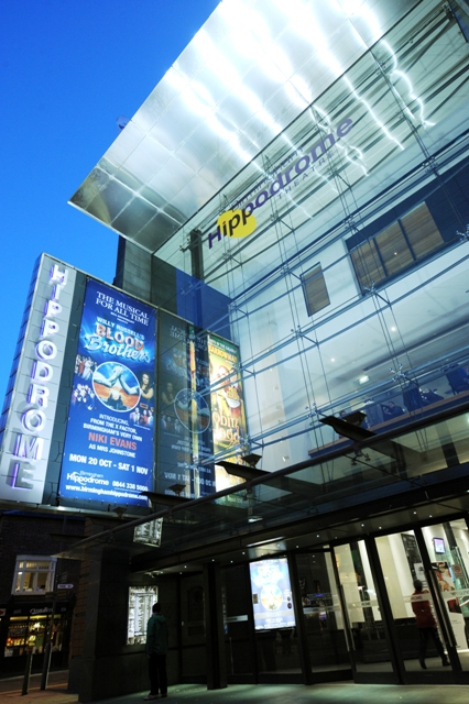 Birmingham Hippodrome, Heritage Day, archives, Free family day, theatre