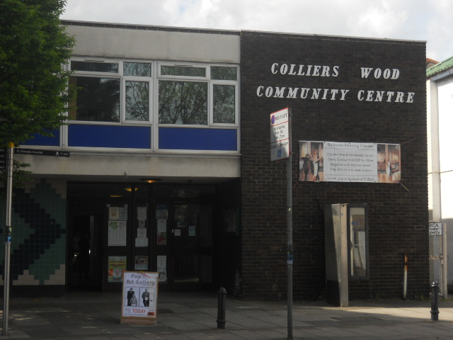 colliers wood community centre
