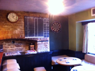 Dartboard, pub, Six Bells, Kidlington, sport, community, team