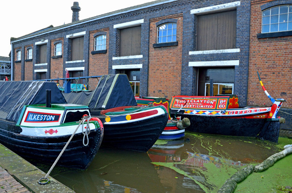 Great Britain England Chester Canal Canals Boat Boats Inland Waterways History Museum