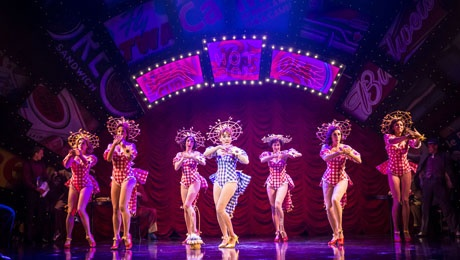 Guys & Dolls, New Alexandra Theatre Birmingham