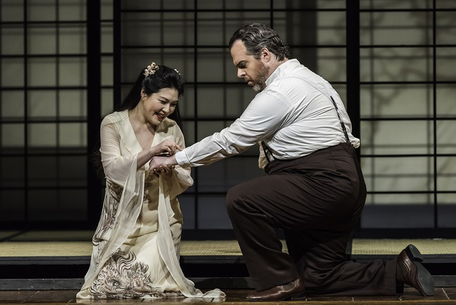 Madam Butterfly Welsh National Opera