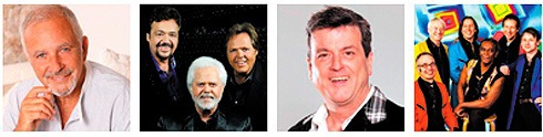 osmands, shadowaddywaddy, david essex, bay city rollers, once in a lifetime final tour