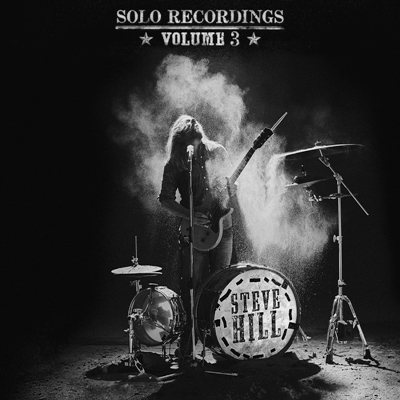 Steve Hill, Solo Recordings Volume 3, Wishbone Ash, The Brook Southampton, Blues Rock