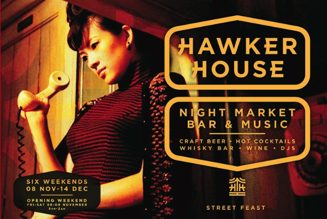street feast, house of peroni, hawker house