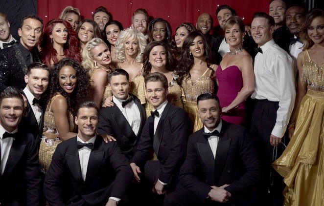 Strictly come dancing live tour, dancers, London, review