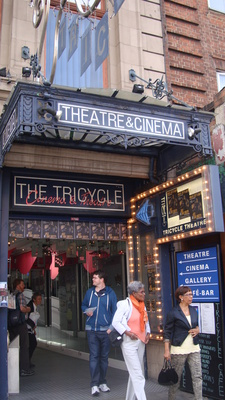 Tricycle, London, Kilburn, cinema, theatre
