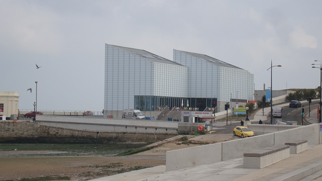 art gallery,Turner Contemporary,Margate