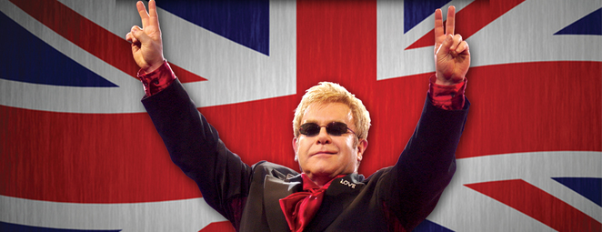british summer time festival, hyde park, sir elton john
