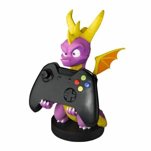 cable guys, ice spyro phone and controller holder, christmas gifts