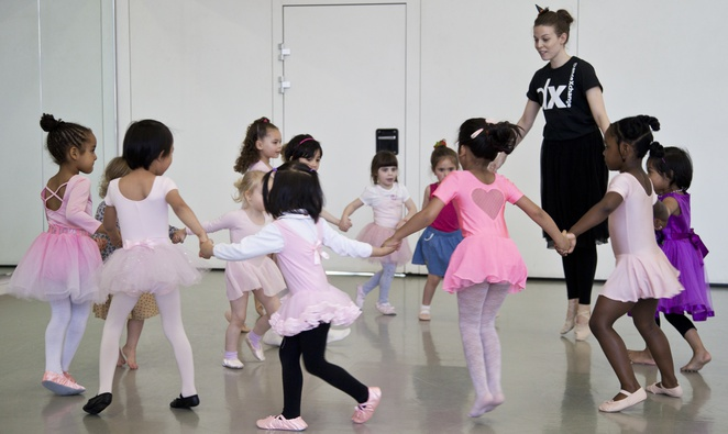 DanceXchange, dance classes Birmingham, children's classes