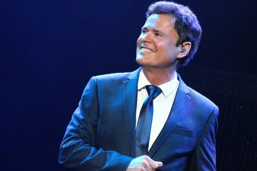 Donny Osmond, The Soundtrack of My Life, Genting Arena Birmingham, Marie Osmond, Concert Preview, The Osmonds