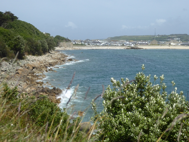 isles of scilly, st mary's, st marys, hughtown, scillonian, skybus, speros