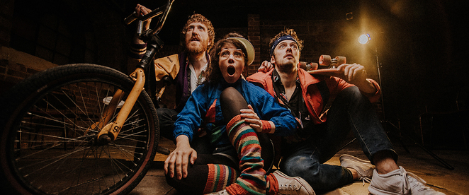 journey to the impossible, salisbury playhouse, childrens theatre, school holidays