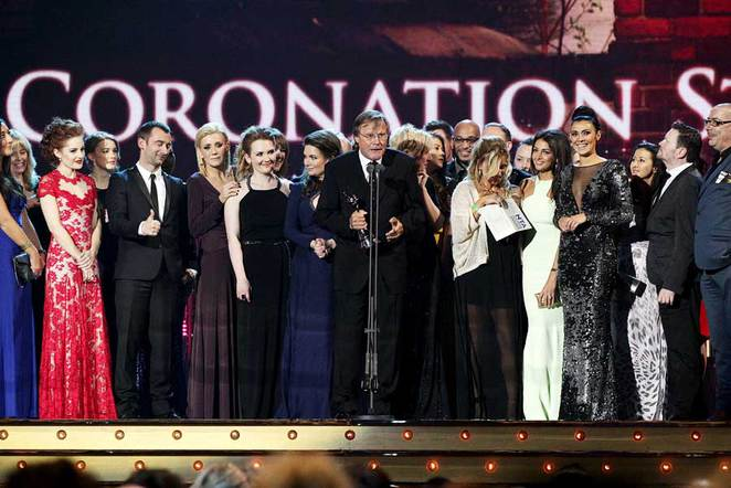 national television awards, coronation street