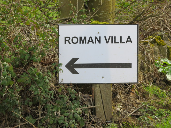 north, leigh, roman, villa, oxfordshire