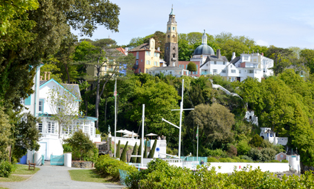 Portmeirion, The Prisoner
